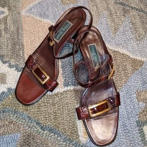 Vintage Cole Haan Leather Sandals